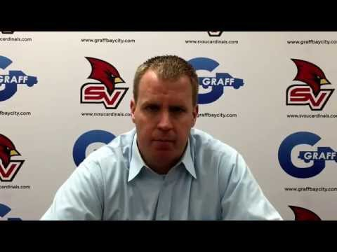 SVSU Men's Postgame Interview - Central State