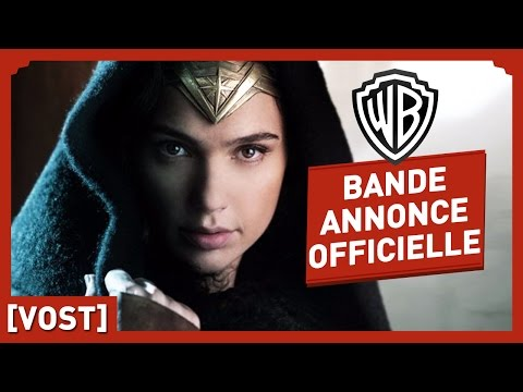 Wonder Woman - Bande Annonce Officielle Comic-Con (VOST) - Gal Gadot