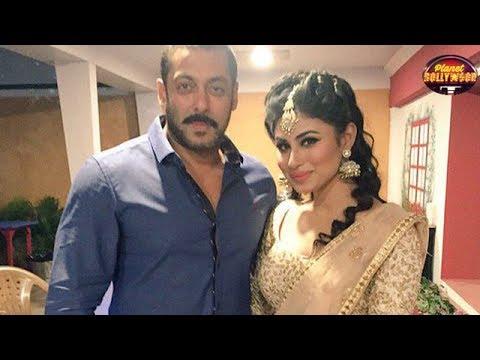 Salman Khan Helps Mouni Bag Her Debut With Akshay