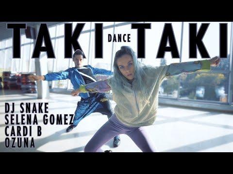 Taki Taki - Dj Snake ft. Selena Gomez, Ozuna, Cardi B Dance - Patman Crew Choreography