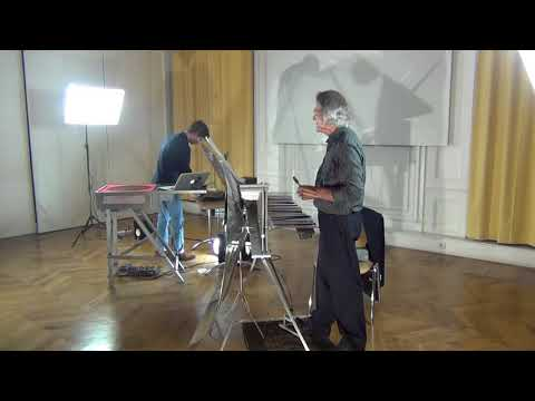 Concert : « Instruments rares »<br /> Michel Deneuve, Quantum Interstellaire