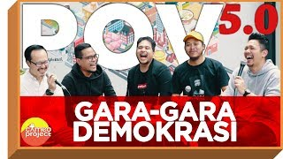 Video INDONESIA YOUTUBERS CLUB : GARA-GARA DEMOKRASI, KAMI DI**** feat. COKI, MUSLIM & ENO BENING MP3, 3GP, MP4, WEBM, AVI, FLV Maret 2019