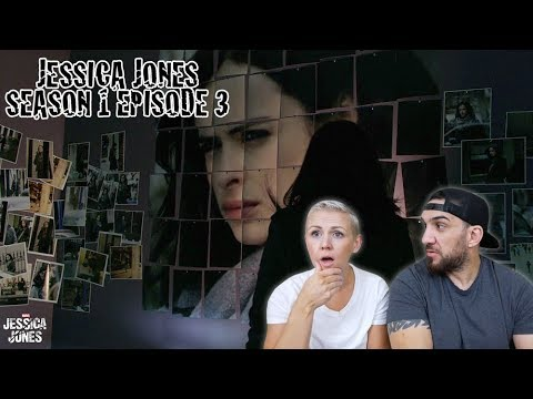 Marvel's Jessica Jones Season 1 Episode 3 'AKA It's Called Whiskey' Reaction