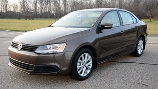 2013 Volkswagen Jetta Sedan 2.5 SE - WINDING ROAD POV Test Drive