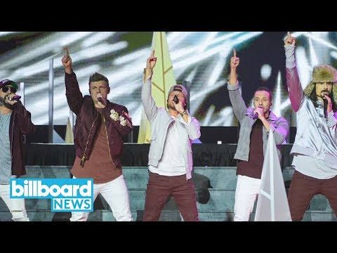 Backstreet Boys To Release New Song 'Don't Go Breaking My Heart' | Billboard News
