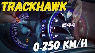 Jeep Trackhawk : 2500 kg VS 707 PS ! by Motorsport Magazine