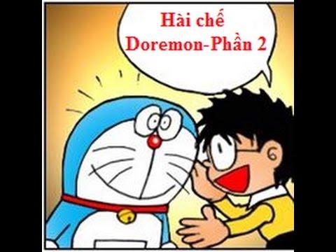 Chết cười - Chế Doremon - Part 2