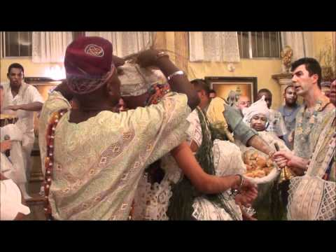 PAI TONINHO DE XANGÔ FESTA DE OGUM E OXOSSI PARTE I/II 08/04/2012.
