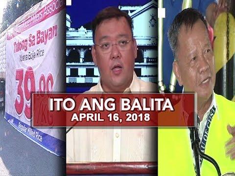 UNTV: Ito Ang Balita (April 16, 2018)
