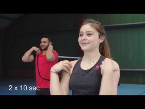 BADMINTON // Le guide de l'échauffement au badminton