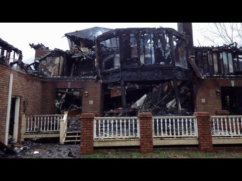 Million-Dollar Mansion Destroyed in Fire Started by Hoverboard