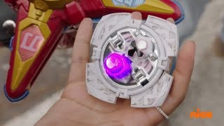Power Rangers Super Ninja Steel - The Bolted Power Star | Episode 2