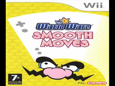 Wario Ware: Smooth Moves OST - 124 - The Dumbbell (Bonus)