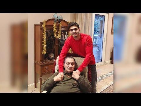 حفيد حسني مبارك يوثق دور الجد في حياة الرئيس الأسبق