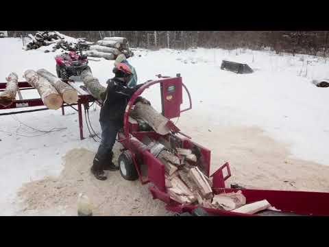 Blacks Creek Firewood Processor 2000B