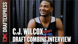 C.J. Wilcox Draft Combine Interview