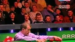 World Snooker Trick Shots 2004 Steve Davis