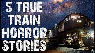 Video 5 TRUE Disturbing & Terrifying Train Horror Stories | (Scary Stories) MP3, 3GP, MP4, WEBM, AVI, FLV Agustus 2019