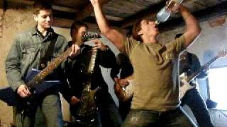 Video ACDC Highway to Hell- cover BU