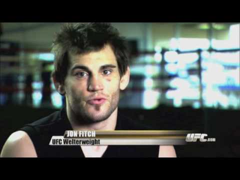 Jon Fitch Prefight Interview vs Thiago Alves
