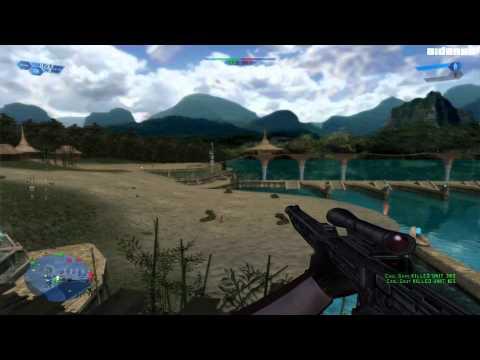 Star Wars: Battlefront -7- Войны Клонов - Битва на Кашиике