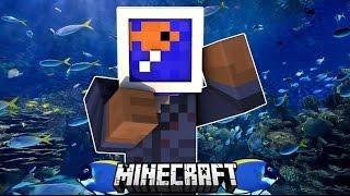 Minecraft - BUILD BATTLES! MiniGame - FISH BOWL!