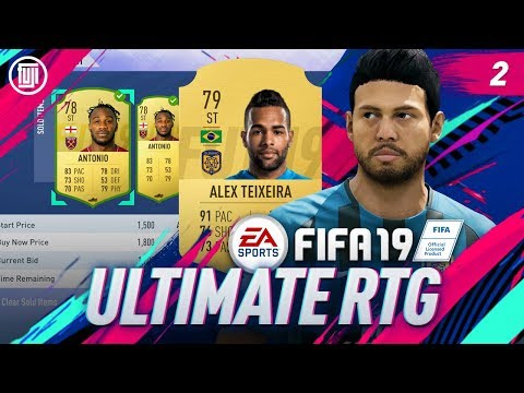 HOW TO MAKE EASY COINS!!! ULTIMATE RTG - #2 - FIFA 19 Ultimate Team (видео)