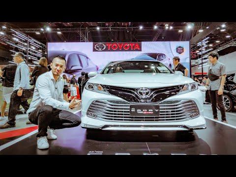 Khám phá chi tiết Toyota Camry 2019 TRD Sportivo nhập Thái chuẩn bị về Việt Nam giá 1,7 tỷ | XEHAY - Thời lượng: 13 phút.