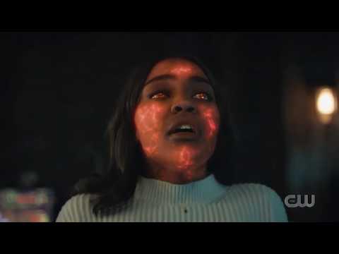 Painkiller attacks Jennifer/ Black Lightning season 3 episode 14