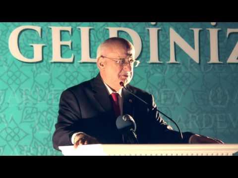 İftar Programı 2016 Konuşması - İsmail KAHRAMAN - TBMM Başkanı