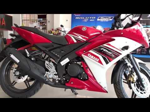 Yamaha YZF-R15S First Ride Review, Walkaround #Bikes@Dinos