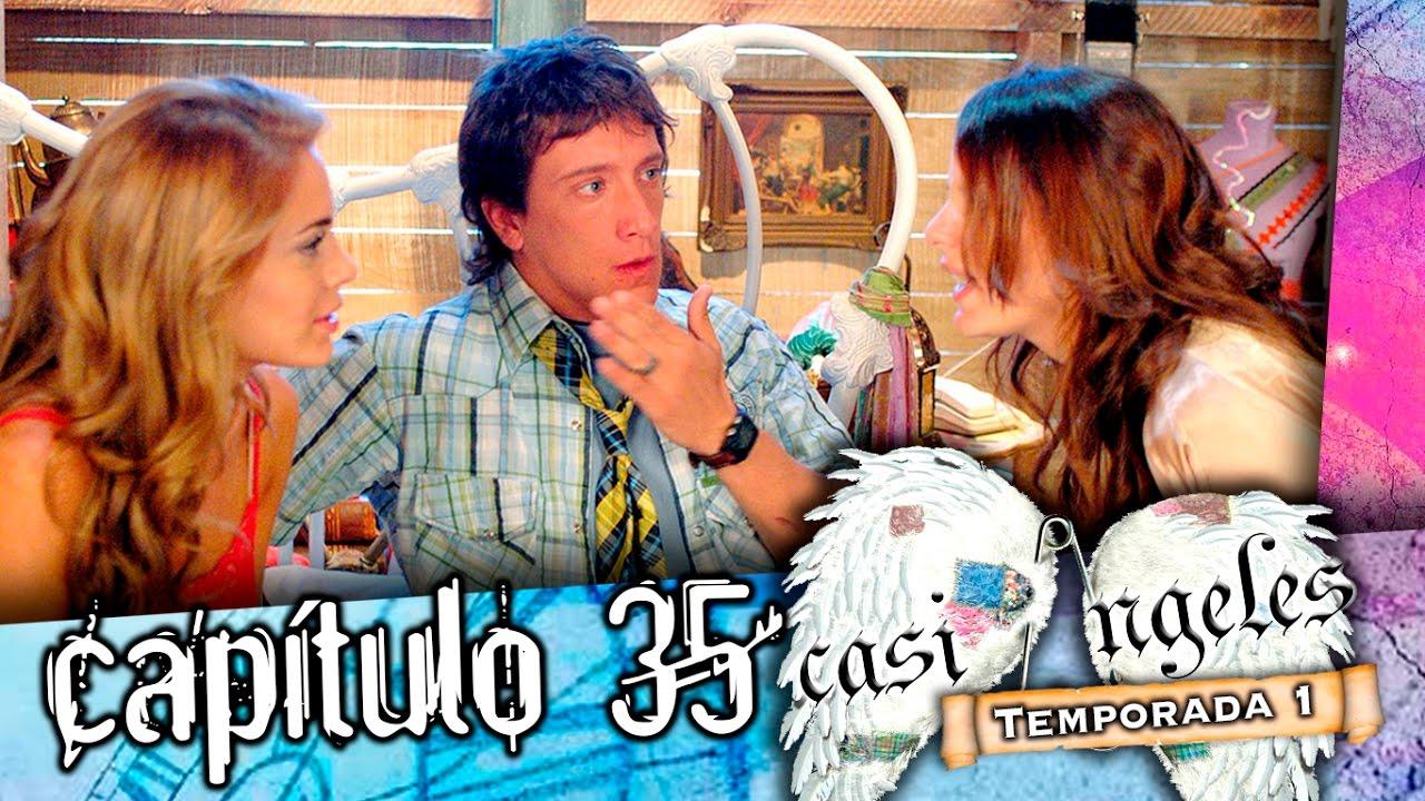 Ver Casi Angeles Temporada 1 Capitulo 35 en Español Online