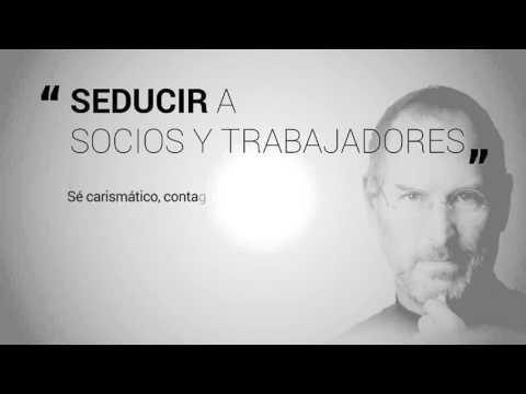 Consejos de Steve Jobs para el Exito