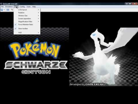 emulator - NDS-Emulator: http://desmume.org/download/ Roms: -Schwarz: http://www.roms43.com/download/19938/Pokemon:_Schwarze_Edition/ -Weiß http://www.roms43.com/downlo...
