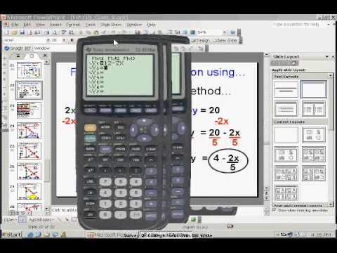 Applications Using Systems of Linear Inequalities
