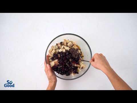 Choc-cherry baked french toast thumbnail 3