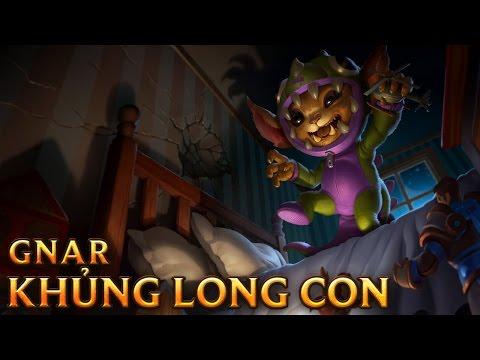 Gnar Khủng Long Con - Dino Gnar