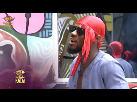 Day 4: The Jammin session | Big Brother: Lockdown | Africa Magic