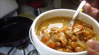 Here is a quick video recipe for stove top Charro beans. They are easy to make and also can be used for refried beans. INGREDIENTS1 lb bag of pinto beans (wash and pre-soaked work best)1 lb chopped bacon1 onion3 to 4 roma tomatoes1 jalapeno (remove seeds and veins for less spice)2 cloves garlic1 chicken tomato flavored Knorr bullion cube (optional)salt to taste (after beans are cooked)TIPS*Check beans for pebbles or bad beans*Presoak in cool water for at least 2 hours*Do not use water beans soaked in*add salt after beans are cooked*Boil on a medium heatMUSIChttp://www.bensound.com/royalty-free-music Stove Top Charro BeansCharro Beans RecipeHow to boil beansFrijoles Charros RecipeHomemade Charro BeansMexican Bean Soup