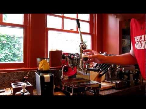Quickmill Achille 0996 Lever Espresso Machine