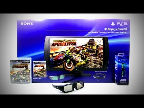 playstation display - Buy this display here - http://amzn.to/IWVy9r MY CHANNEL http://youtube.com/unboxtherapy This is an unboxing and review of the brand new PlayStation 3D Displ...