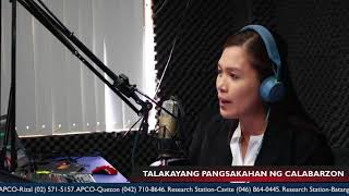 Episode 16 with Supervising Science Research Specialist Rosemarie Bautista-Olfato