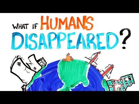 What If Humans Disappeared 949760803824736536