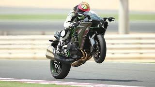 6. Kawasaki H2 & H2r Review (First Ride)