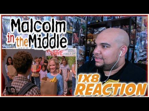 "Malcolm in the Middle Reaction Season 1 Episode 9 ""Lois vs. Evil"" 1x9 REACTION!!!"