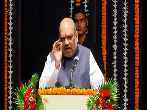 Shri Amit Shah's speech at book launch of Humare Narendra Bhai in Mumbai : 27.08.2017