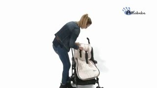 Altabebe Summer Footmuff for Stroller AL2200 – Instruction Video