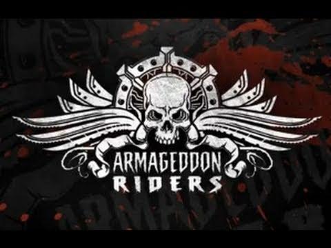 Armageddon Riders #1