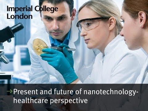 Gegenwart und Zukunft der Nanotechnologie-Gesundheitsversorgung Perspektive