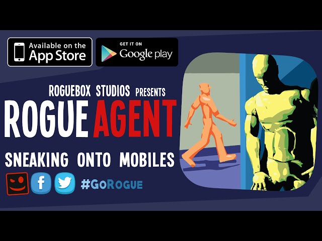 Rogue Agent HD Gameplay Trailer 60fps